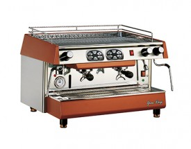 Gran Doge Electronic 2 group traditional coffee machine